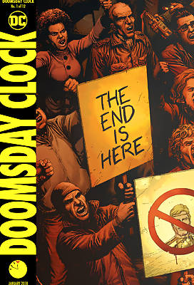 Doomsday Clock comic books