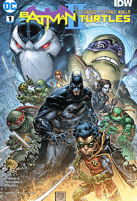 read batman and tnmt 2 online comicsonline io