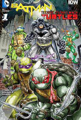 read batman and tmnt 1 online comicsonline io