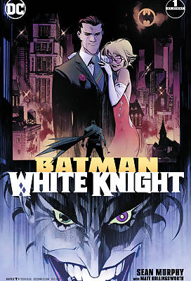 Batman - White Knight comic books