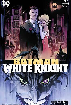Batman - White Knight comic books