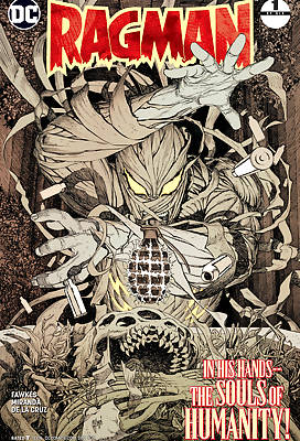 Ragman comic books