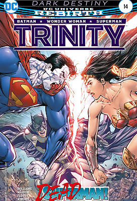 Trinity 2 comic books