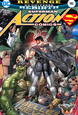 Superman Action comic books