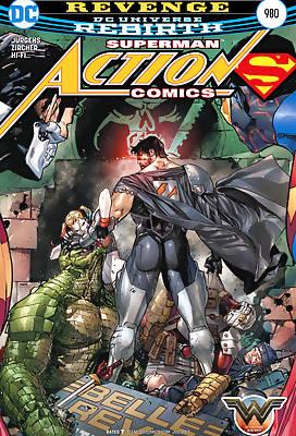 Superman Action comic books