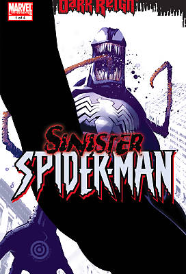 Dark Reign: Sinister Spider-Man comic books