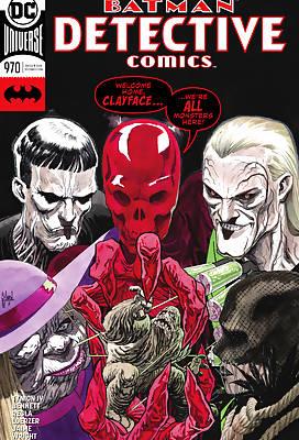 Batman Detective comic books