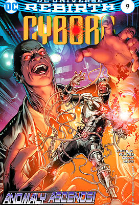 Cyborg 2 comic books