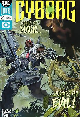 Cyborg 2 comic books