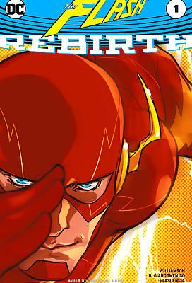 The Flash 5 comic books