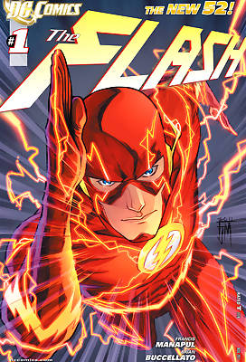 The Flash 4 comic books