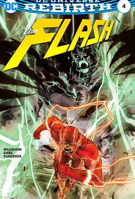 The Flash 5 comic books
