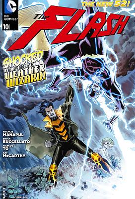 The Flash 4 comic books