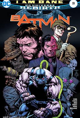 Batman 3 comic books