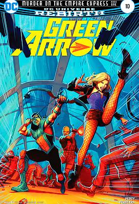 Green Arrow 6 comic books