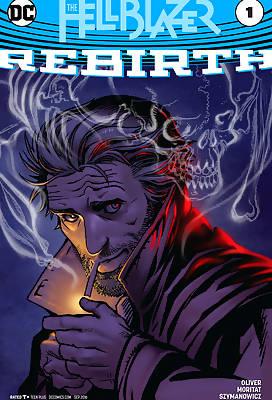 The Hellblazer comic books