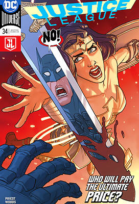Justice League of America 3 comic books