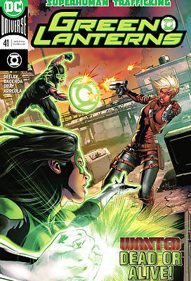 Green Lanterns 1 comic books