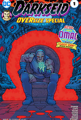 Darkseid Special comic book