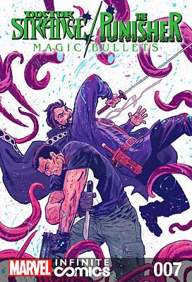 Magic Bullets (Dr.Strange, The Punisher) comic books